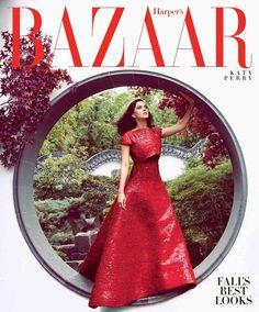 Katy Perry Interview For Harper's Bazaar October 2014 | POPSUGAR Celebrity