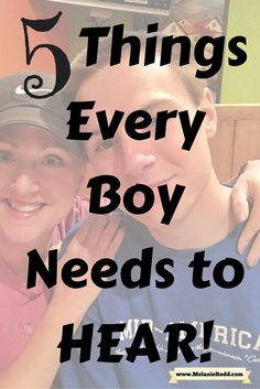 Would you like some tips on how to raise your boys to be fine men? One of the best ways you can inspire your boys is to give them positive and powerful encouragement. Here are 5 things you can say your boys as you wisely teach and parent them.