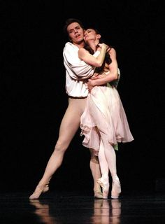 Alina Cojocaru, Johan Kobborg  Romeo and Juliet