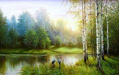 ユーリKornikov 湖 自然 高解像度で壁紙