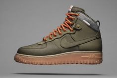 official photos 65826 40148 Nike Air Force 1 Duck Boot - Crucialism Nike Löpning, Nike Lunar, Skor  Sneakers
