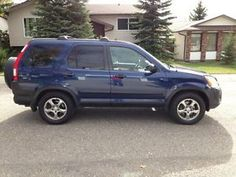 2005 Honda CRV AWD LOW KMS GREAT SUV for sale in Calgary, Alberta http://cacarlist.com/honda/2005-honda-crv-awd-low-kms-great-suv_14978-16124.html