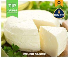 El queso tiene mejor sabor a temperatura ambiente. Te recomendamos sacarlo de la nevera minutos antes de consumirlo.
