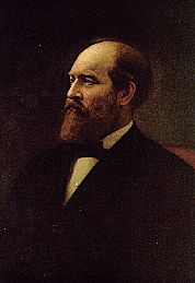 Presidents of The United States - James Garfield President American Presidents, Us Presidents, 20th President, Abraham Lincoln, Fun Facts, United States, Education, History, September 19