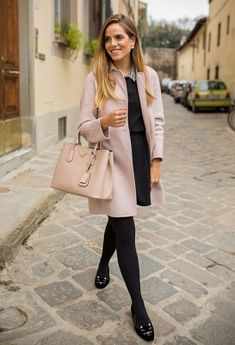 Modest Fashion, Fashion Outfits, Womens Fashion, Fall Winter Outfits, Autumn Winter Fashion, Classy Outfits, Casual Outfits, Look Rose, Gal Meets Glam