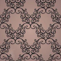 Papel de Parede Arabesco Entertainment Center Furniture, Marvel Entertainment, Molduras Vintage, Textile Texture, Paper Lace, Travel Design, Journal Covers, Diy Arts And Crafts, Pattern Wallpaper