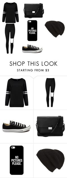 """Untitled #96"" by karenrodriguez-iv on Polyvore featuring Converse, Aspinal of London, Casetify, Phase 3, women's clothing, women, female, woman, misses and juniors"