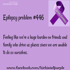 Epilepsy Problems / Epilepsy Awareness ( So. Epilepsy Facts, Epilepsy Quotes, Epilepsy Tattoo, Temporal Lobe Epilepsy, Epilepsy Seizure, Epilepsy Surgery, Depression Awareness Month, Epilepsy Awareness Month, Seizure Disorder