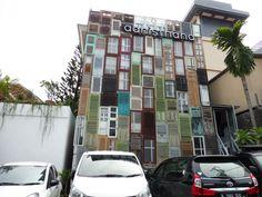 Hotel Adhisthana. #java #hotel #art #yogyakarta #asia