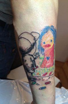 tattoo - draw