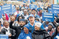 Change at last……. DA's Athol Trollip elected as mayor of Nelson Mandela Bay Democratic Alliance, At Last, Nelson Mandela, Politics, Change
