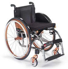 OffCarr Alhena (Rolstoel Incidenteel/dagelijks Gebruik Wheelchair Incidental/daily Use)