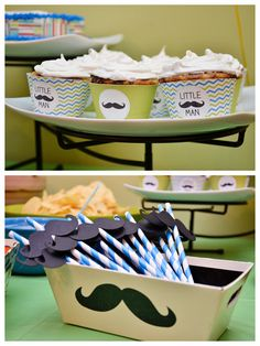 Little Man Mustache Party Photo by: Whitlock Photography Little Man Party, Little Man Birthday, Dad Birthday, 1st Birthday Parties, Blue Diamonds, Mustache Party, Moustaches, Holiday Cakes, One Year Old
