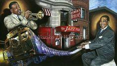 By Noriko DeWitt ~ Duke Ellington