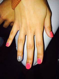 Cute nails for teen