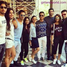 dream team😍😘😚😙 Bollywood Girls, Bollywood Photos, Indian Bollywood, Bollywood Stars, Bollywood Fashion, Indian Celebrities, Bollywood Celebrities, Alia Bhatt Cute, Katrina Kaif Photo