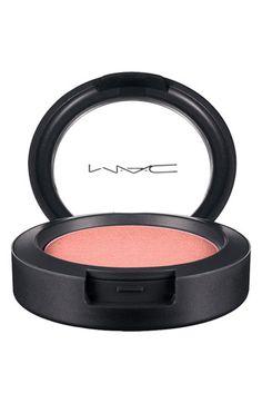 MAC Pro Longwear Blush Rosy Outlook #evatornadoblog