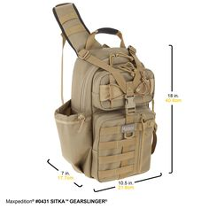 SITKA™ GEARSLINGER® Diaper bag for dad Dad bag, tactical diaper bag