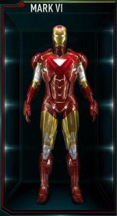 Desglose de cada traje de 'Iron Man' - Taringa!