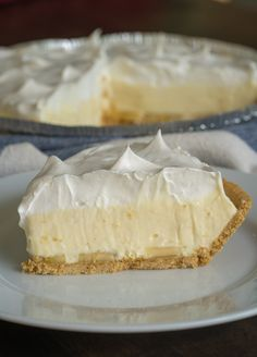 No-Bake Banana Cream Pie – 12 Tomatoes