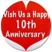 10th Wedding Anniversary Gift For Sister : wedding anniversary gifts library happy anniversary dear sister ...