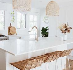 Home Design, Küchen Design, Bathroom Interior, Kitchen Interior, Design Bathroom, Bathroom Ideas, Home Decor Kitchen, Home Kitchens, Beach House Kitchens