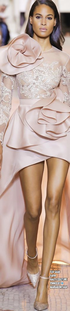Elie Saab Fall18 Haute Couture