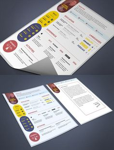 15 free professional cv resume and cover letter psd templates
