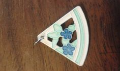 Porcelain pendant Porcelain, Jewellery, Pendant, Jewelery, Jewelry Shop, Jewlery, Pendants, China, Ceramic Pottery
