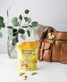 Combining spicy ginger with a hint of sweetness and a burst of bright and bold citrus flavor, our Ginger Chews with Lemon is a zesty treat to make your mouth pucker. These individually wrapped Chews combine the soft, chewy texture you crave with an infusion of lemon, bringing a world of flavor to your tongue with each bite. Go ahead—unwrap, chew and enjoy as a tasty way to satisfy a citrus craving. #PrinceofPeaceGinger #POPGinger #MadeWithGinger #LemonChews #Lemon Prince Of Peace, Cravings, Spicy, Lemon, Tasty, Bright, Treats, Make It Yourself, Texture