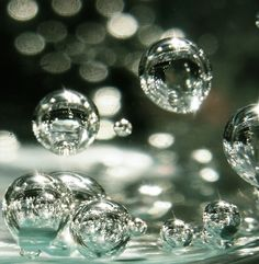 droplets of calm