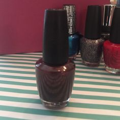 OPI Nail Lacquer Suzi Love Sydney OPI Nail Lacquer Suzi Love Sydney. Possibly used once. Or never. CHECK MY CLOSET FOR ADDITIONAL AVAILABLE COLORS!! OPI Makeup