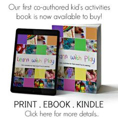 Learn with play book release, Learn with play - activities for year-round fun and learning, Learning with play kids activities book, activity ideas Kids Activity Books, Preschool Activities, Activities For Kids, Preschool Names, Dinosaur Activities, Nutrition Activities, Steam Activities, Activity Ideas, Infant Activities