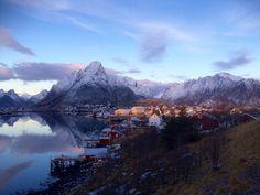 Reine, Moskenes i Lofoten