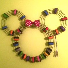 Magic Band Wreath Storage More Disney Day, Disney World Vacation, Cute Disney, Disney Vacations, Disney Stuff, Disney House, Disney Travel, Disneyland Trip, Disney Family