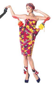 Modelo - Carol Ribeiro    Styling - Dudu Bertolini    Editora de Joias - Paola Orleans    Editora de Moda - Tati Cavalin     Beleza - Lau Neves    Fotos - Cassia Tabatini