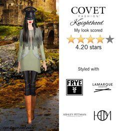 Knighthood @covetfashion  #covet #covetfashion #fashion #knighthood #knight