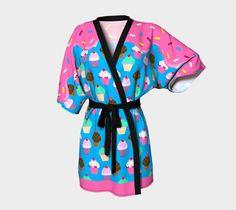 Cupcakes Kimono