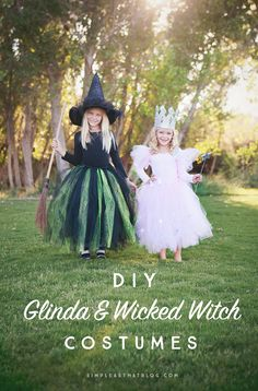 Halloween costumes that are the cutest thing ever! The girls loved them. They never want to take them off!! Click above for details