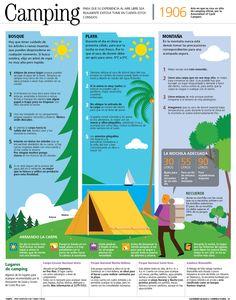 Tips para acampar