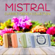Mistral - Get your desired mistral bath soaps at best prices. Find huge collection of mistral gift sets, home fragrance and more from our online store. Mistral Soap, Soap Gifts, French Soap, Best Soap, Home Fragrances, Serenity, Exotic, Skincare, Peace