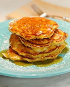 """Find out why the pancakes at Clinton Street Baking Company were voted the best in New York with this recipe from owner Neil Kleinberg. It comes from his """"Clinton Street Baking Company Cookbook."""""""