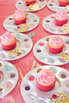 Decorate your own cupcake party/nights