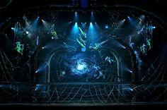 Cirque du Soleil's Zarkana at the Aria Las Vegas