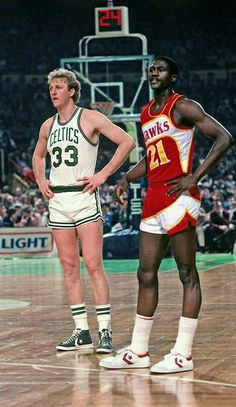 Larry and D Wilkins.
