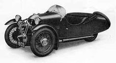 Sports Model (1933)  Built from 1932-1939.  This model replaced the Aero. It could be ordered with either none, one or two doors. In 1932 it was equipped with a J.A.P. engine, later with Matchless MX, MX2 and MX4 engine.