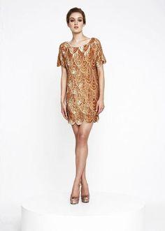 Anabell Sleeve Dress rachel gilbert