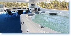 All Seasons Houseboats - Ultimate Indulgence Luxury 5 Star Houseboat 6-12 Berth, Mildura