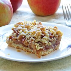 Crunchy and sweet enough cinnamon caramel apple bars are perfect for Thanksgiving or any Fall party. Your guests will ask for more caramel apple bars.