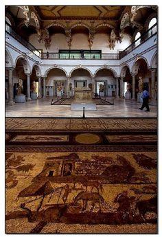 Museo del Bardo, Túnez